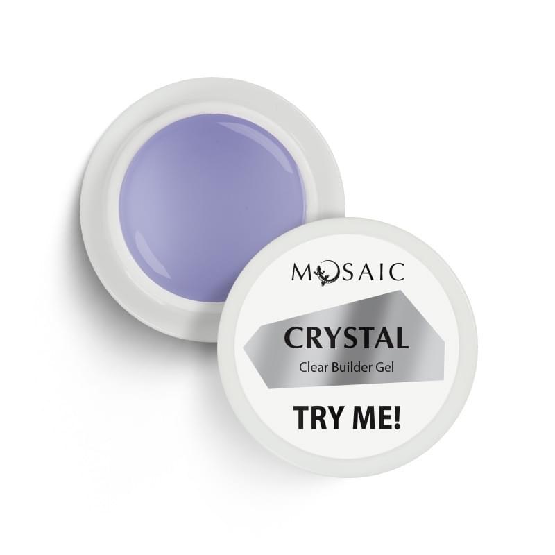 Ehitusgeel Crystal 5 ml
