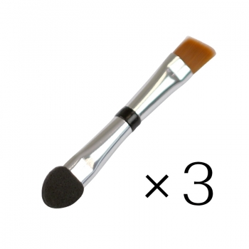 Pigment brush 3 pcs