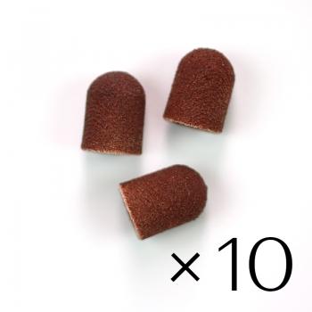 Sanding paper caps 10x15. Fine