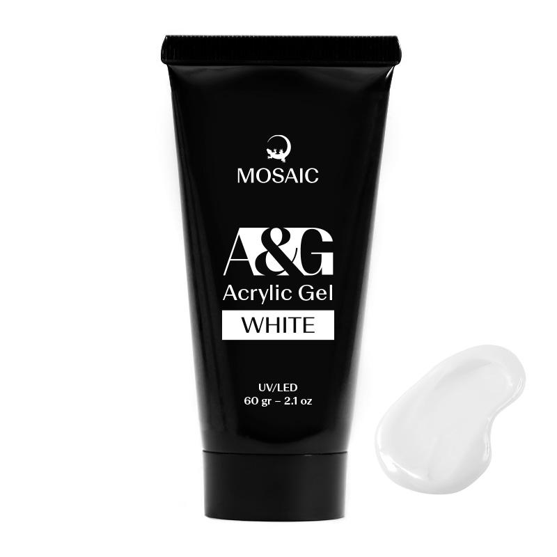 A&G White 60 gr.