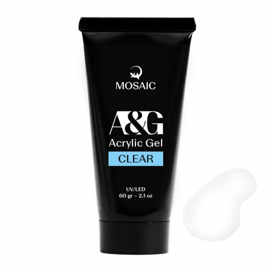 A&G Läbipaistev 60 gr