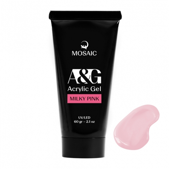 A&G Milky pink 60 gr