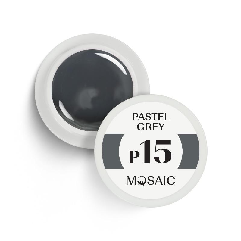 P15. Pastel grey