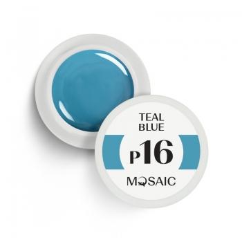 P16. Teal blue