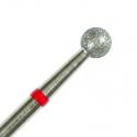 Алмазная круглая фреза 4 мм