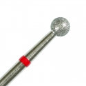 Diamond round bit 4 mm