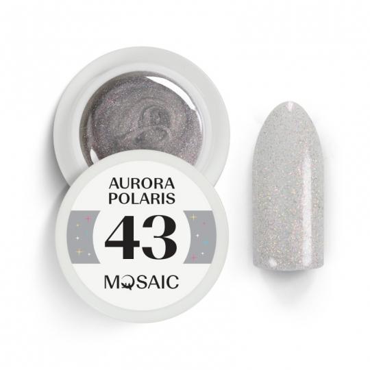 43. Aurora polaris
