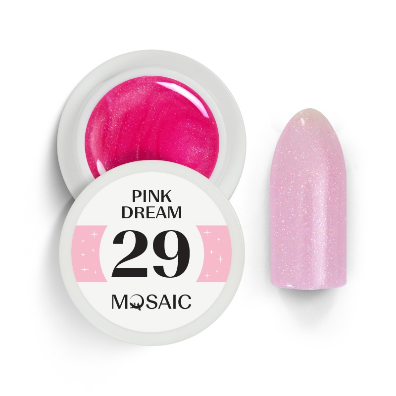29. Pink dream