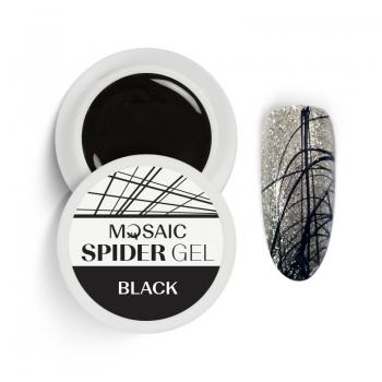 Spider gel Черный