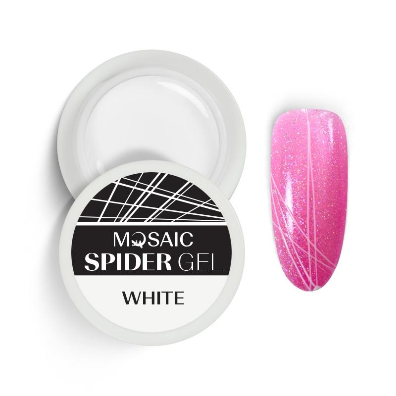 Spider geel Valge