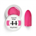 44. Youth pink