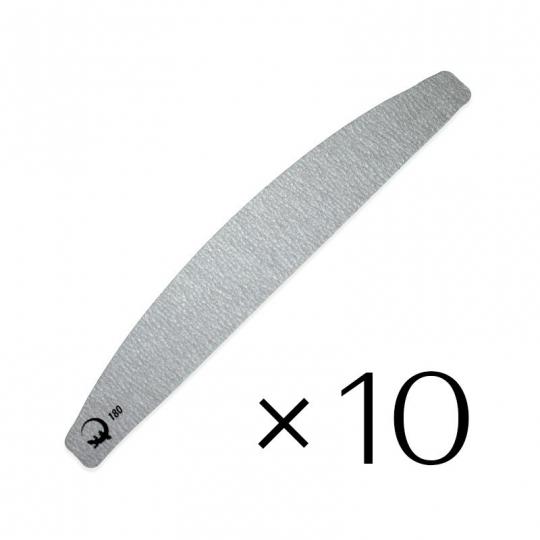 Nail file refill paper 180 - 10 pcs