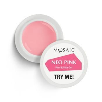 Ehitusgeel Neo piimjas roosa 5 ml