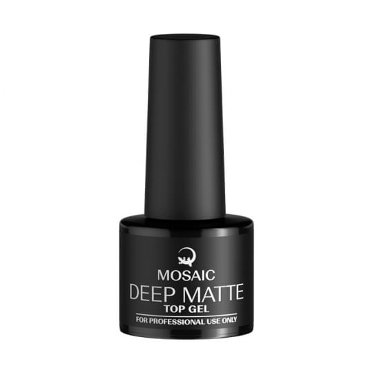 Deep Matte Top Gel 8 ml