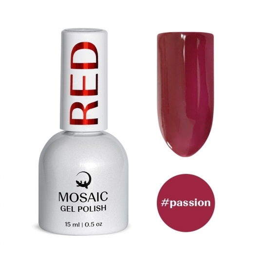 Passion gel polish 15 ml