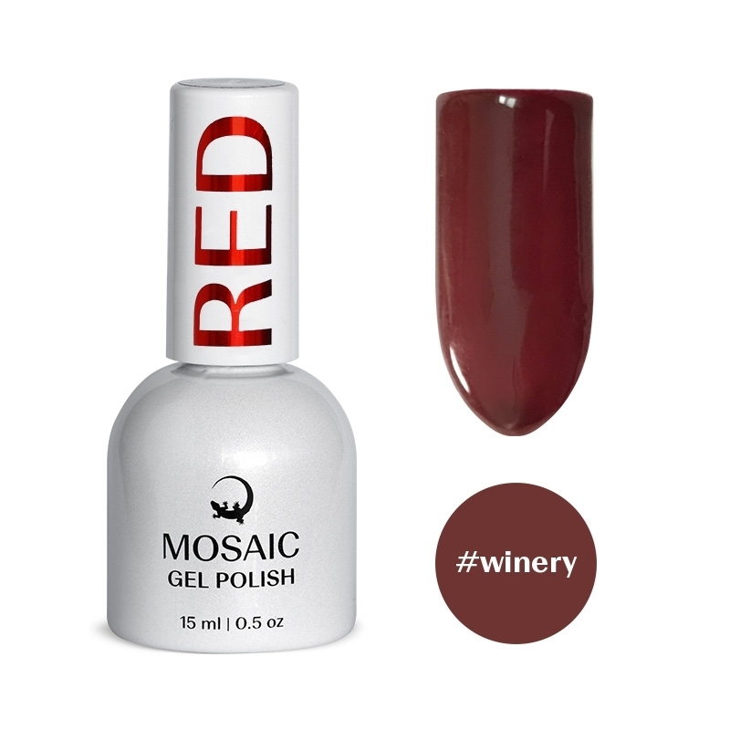 Winery gel polish 15 ml