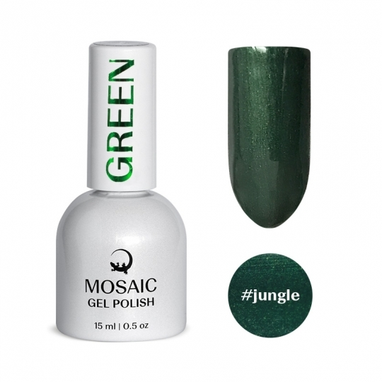 Jungle geellakk 15 ml