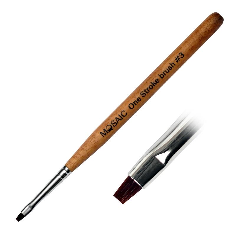 One stroke 3 brush