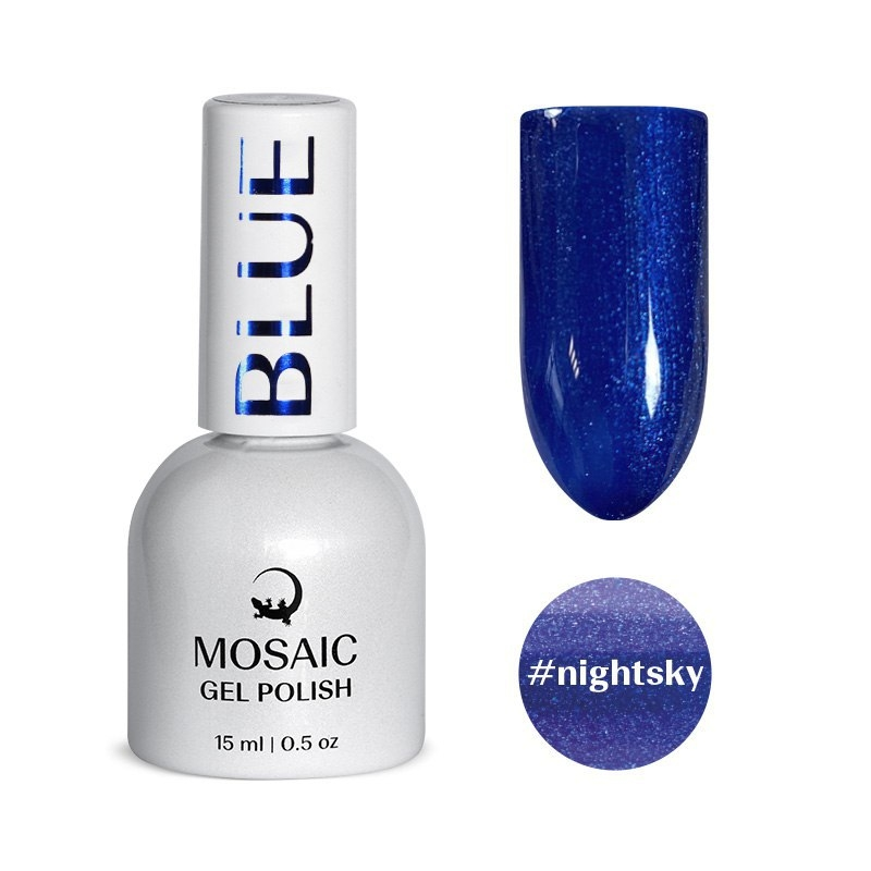 Nightsky geellakk 15 ml