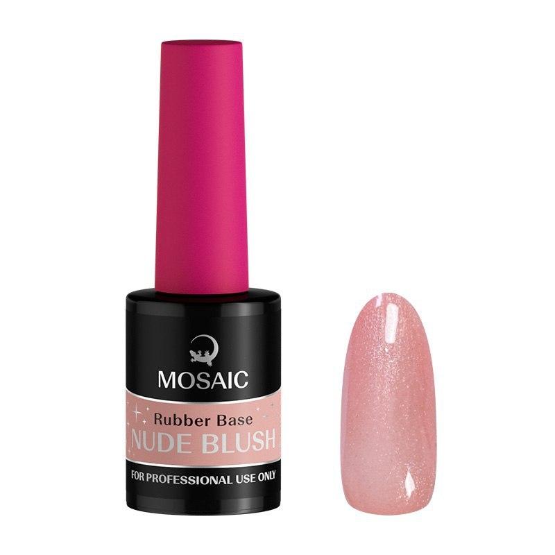 Nude Blush Rubber gel