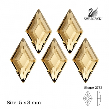 2773 Golden Shadow- 5 pcs