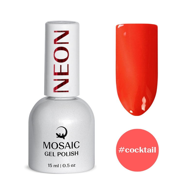Cocktail гель лак 15 мл