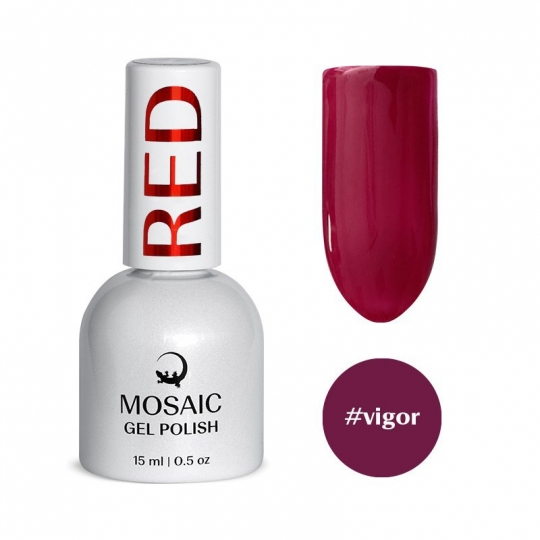 Vigor gel polish 15 ml
