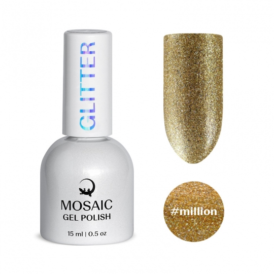 Million gel polish 15 ml