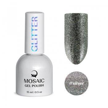 Silver geellakk 15 ml