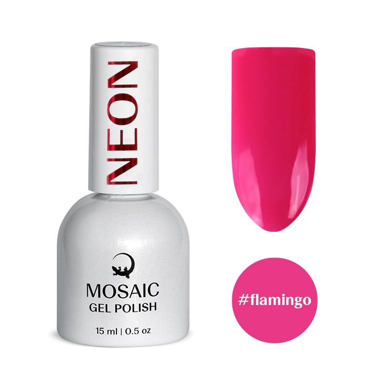 Flamingo geellakk 15 ml