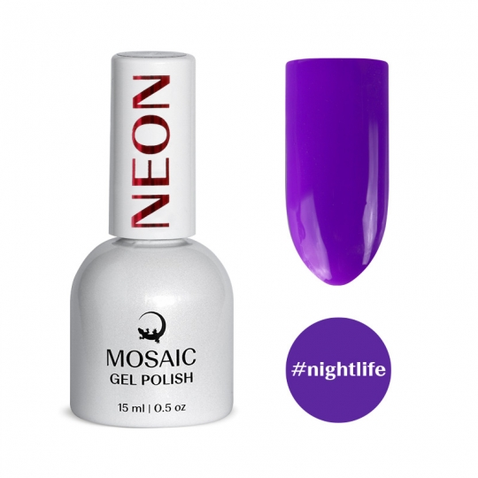 Nightlife geellakk 15 ml