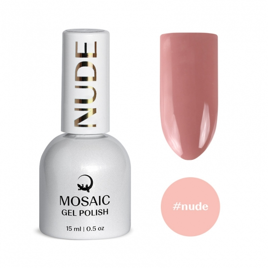 Nude gel polish 15 ml