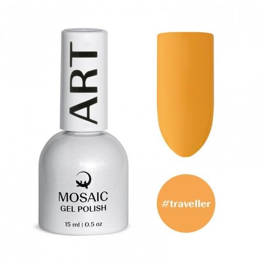 Traveller geellakk 15 ml