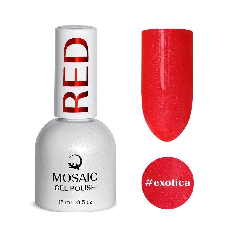 Exotica gel polish 15 ml