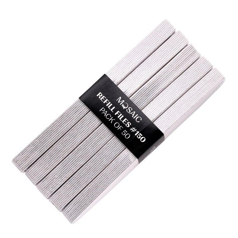 Nail file refill paper 150 - 50 pcs