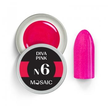 N6. Diva pink