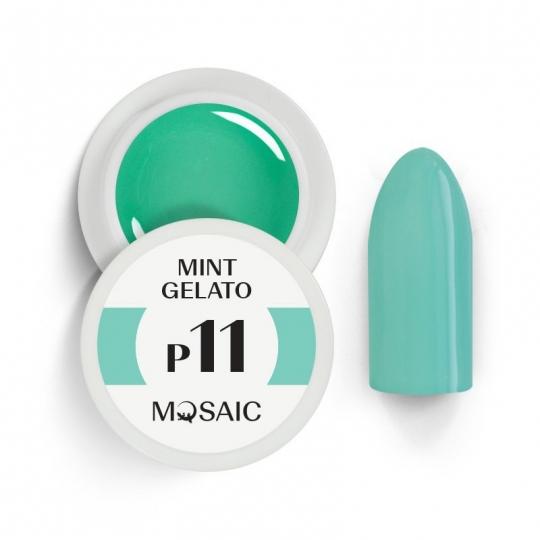 P11. Mint gelato