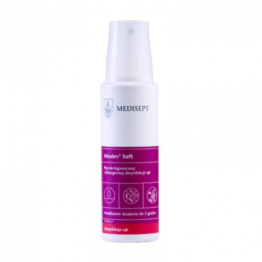 Velodes hand disinfection 250 ml