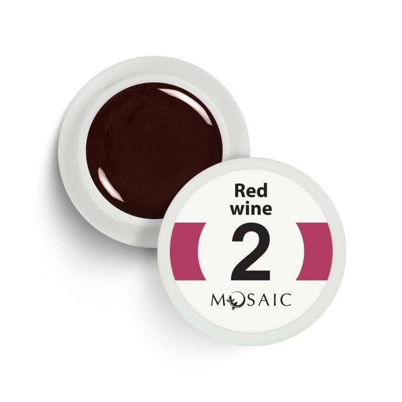 2. Red wine