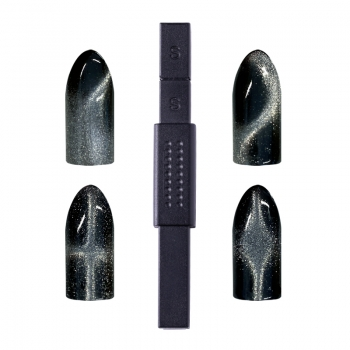 Black magnet stick