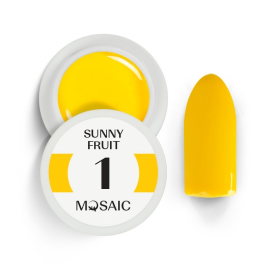 1. Sunny fruit
