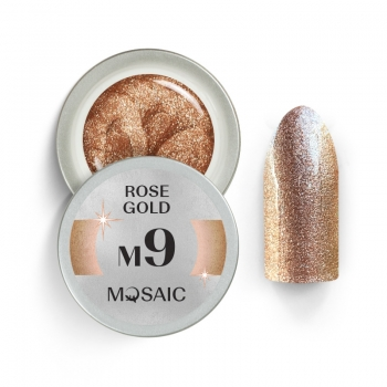 M9. Rose gold
