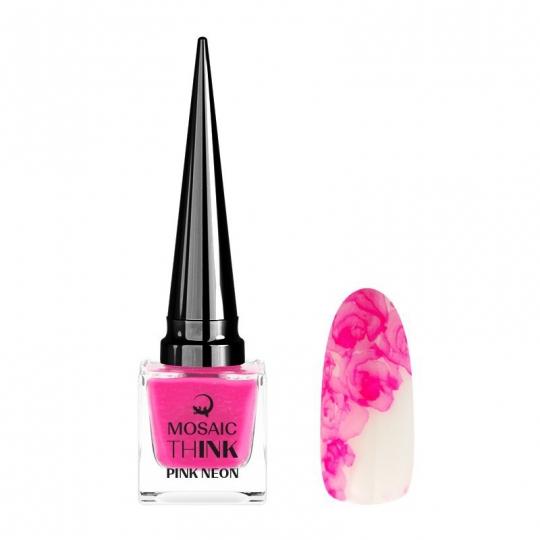 thINK Pink neon