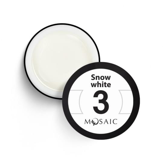 3. Snow white - 15 ml