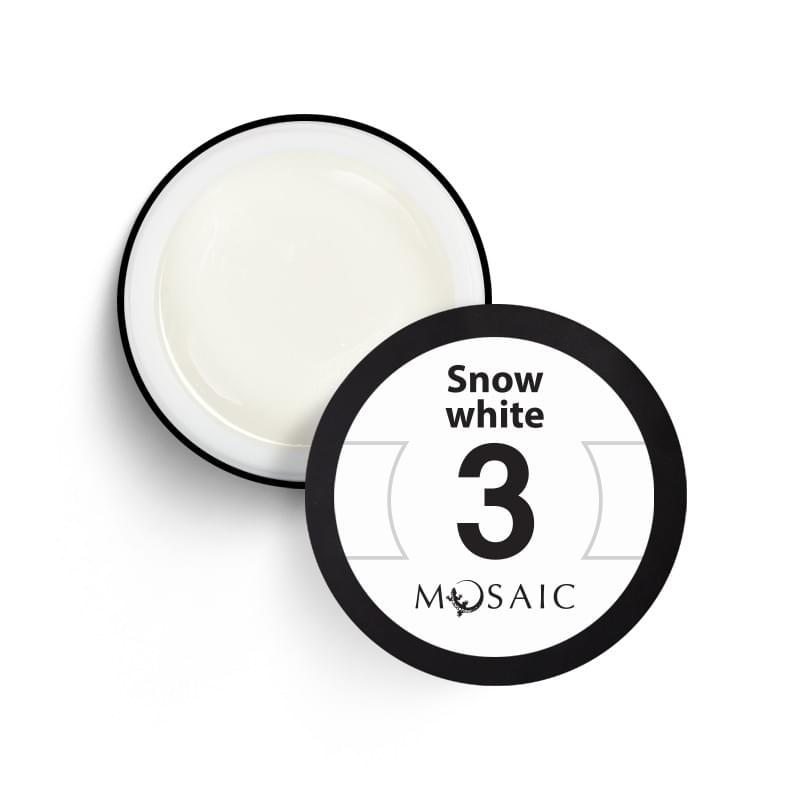 3. Snow white - 15 ml