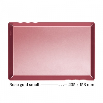 Rose gold tray Small