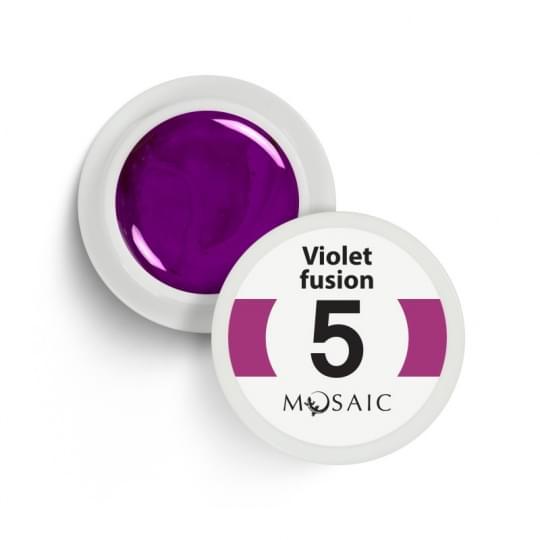 5. Violet fusion