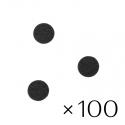 Абразив 150 - 15 мм. 100 шт