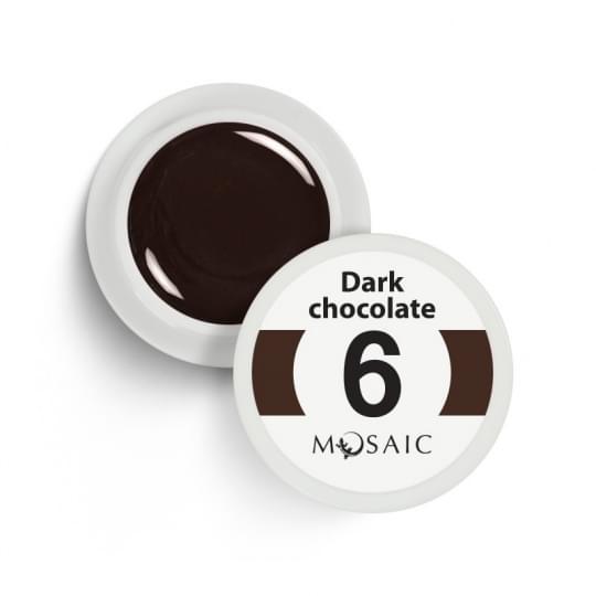 6. Dark chocolate