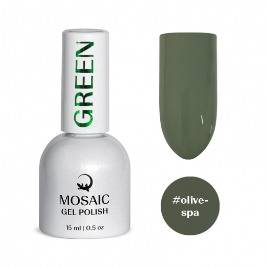 Olive spa geellakk 15 ml